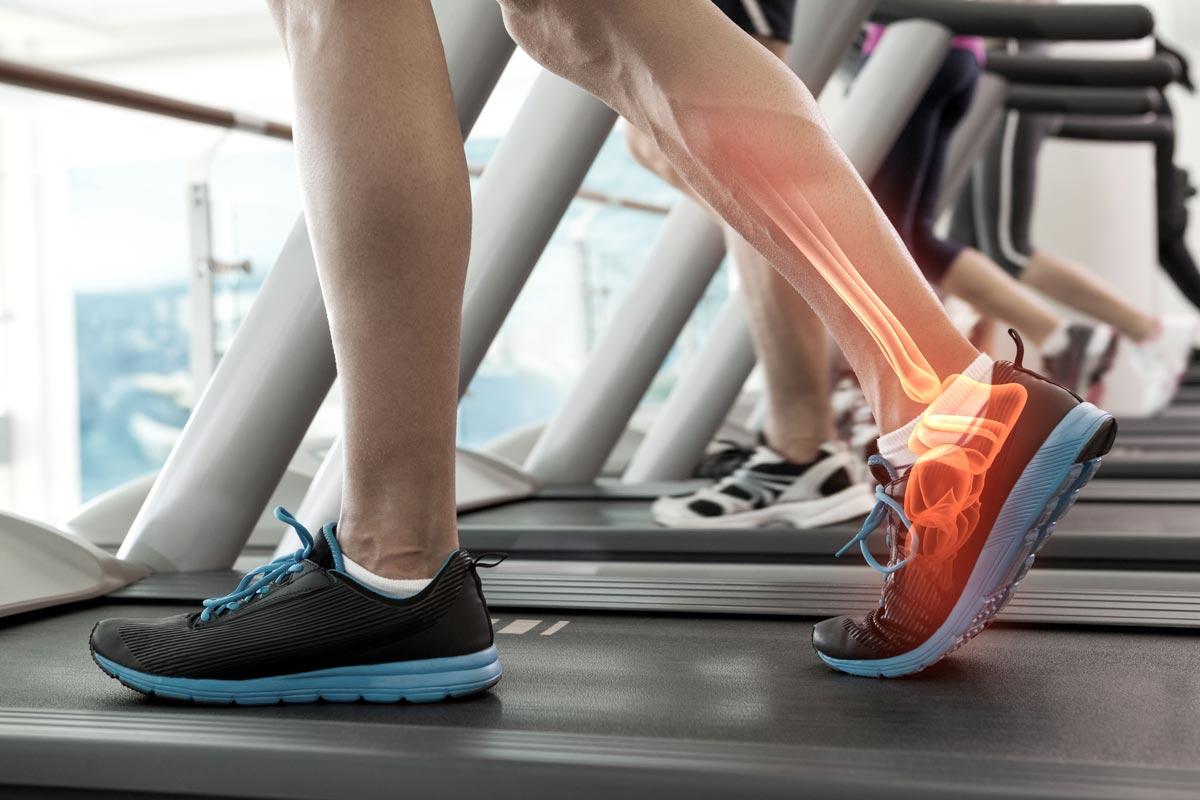 Lauf- und Bewegungsanalyse bei unklaren Hüftschmerzen
